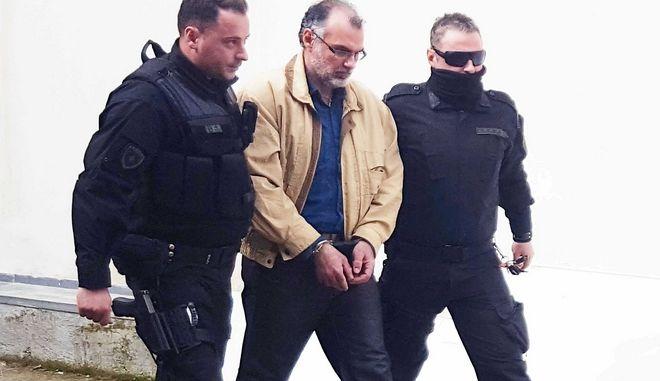 Δίκη σε δεύτερο βαθμό της υπόθεσης της δολοφονίας του Αλέξη Γρηγορόπουλου, με κατηγορούμενο τον Επαμεινώνδα Κορκονέα, στο Μικτό Ορκωτό Εφετείο της Λαμίας