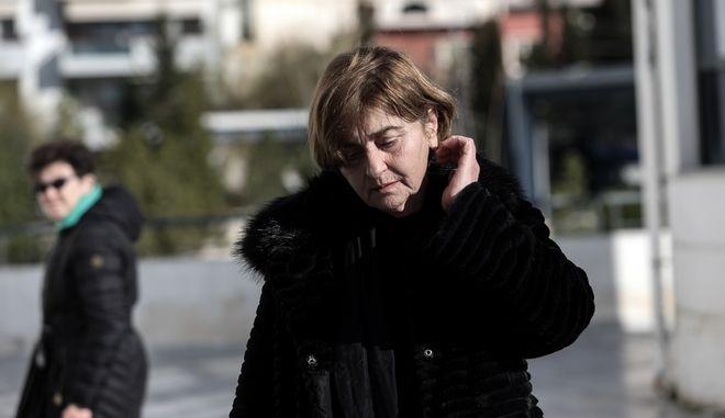 Η μητέρα της δολοφονημένης φοιτήτριας Ελένης Τοπαλούδη