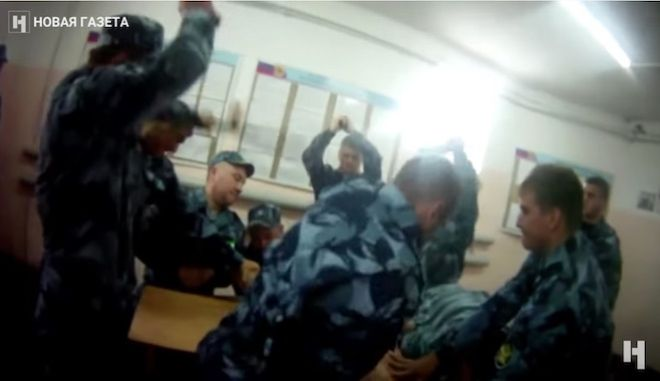 Ντοκουμέντο φρίκης για βασανιστήρια σε φυλακές της Ρωσίας