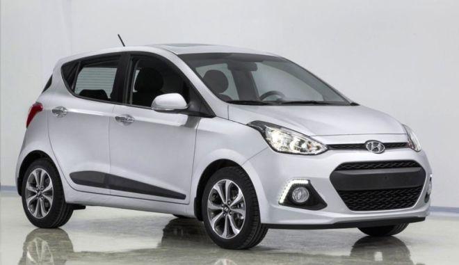 Νέο Hyundai i10. Στην Ελλάδα στις αρχές του 2014
