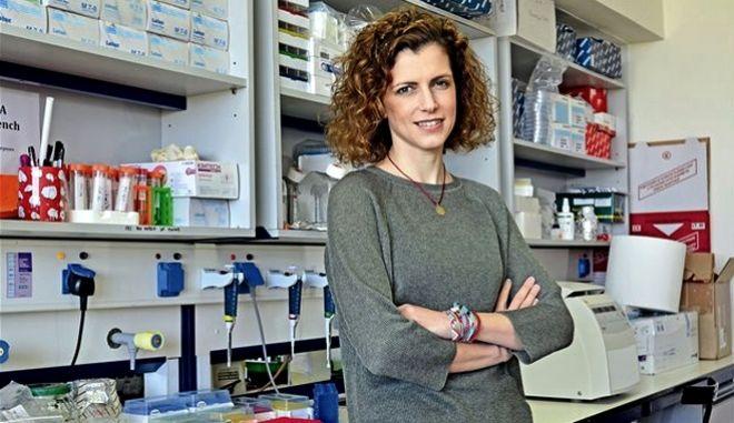 Αντιγόνη Δήμα: Η ανάλυση γενετικού υλικού σώζει ζωές