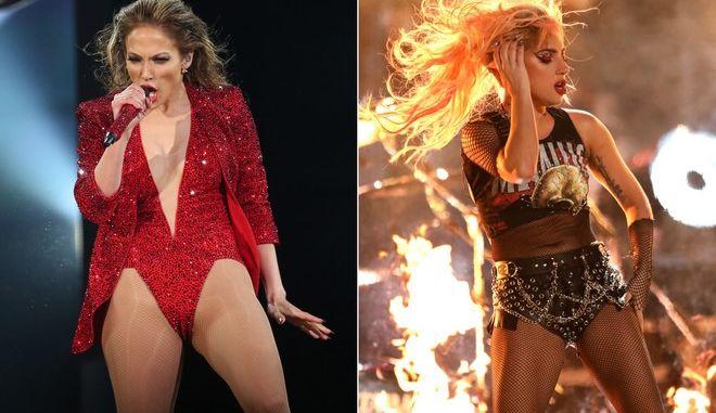 Jennifer Lopez - Lady Gaga