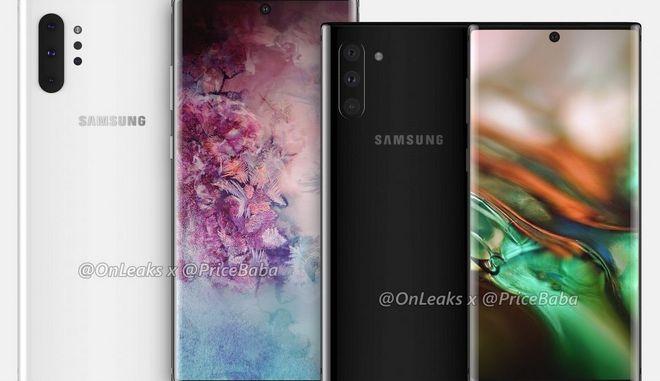 Samsung Galaxy Note 10 Pro: Οι πρώτες διαρροές δείχνουν εντυπωσιακή εμφάνιση και πανίσχυρα specs