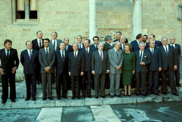 Οι Ελληνικές προεδρίες στην Ευρώπη