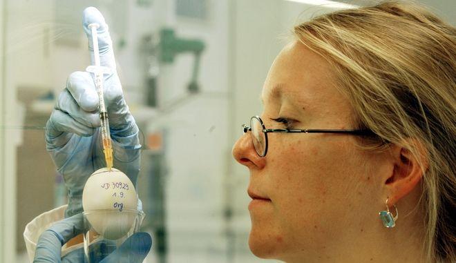 Επιστήμονες κάνουν μελέτες σχετικά με τη δημιουργία εμβολίου για την αντιμετώπιση του νέου ιού