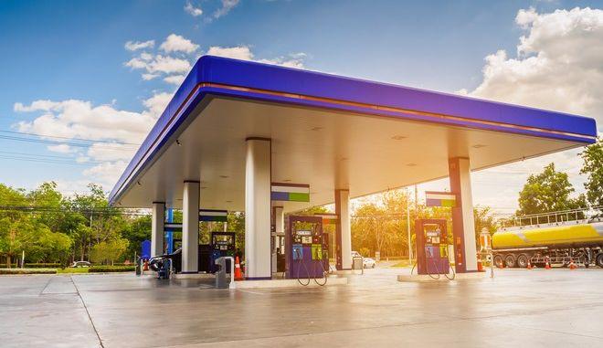 Πρατήριο φυσικού αερίου (φωτογραφία αρχείου)