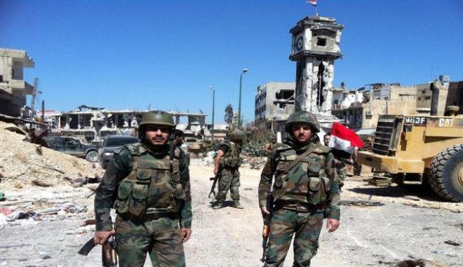Αμερικανός πολίτης απελευθερώθηκε από τις συριακές αρχές με τη βοήθεια της Μόσχας