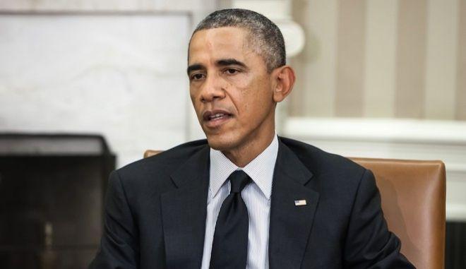 Ομπάμα: Μεταφέρεται σε άλλο χώρο η ομιλία του για το φόβο της τρομοκρατίας