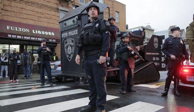 Αστυνομικές δυνάμεις στις ΗΠΑ