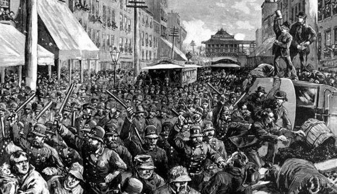 Εργατική Πρωτομαγιά : Η ιστορία πίσω από το κίνημα