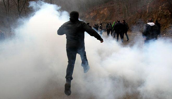 Ομόφωνη αθώωση κατοίκων της Χαλκιδικής για επεισόδια στις Σκουριές