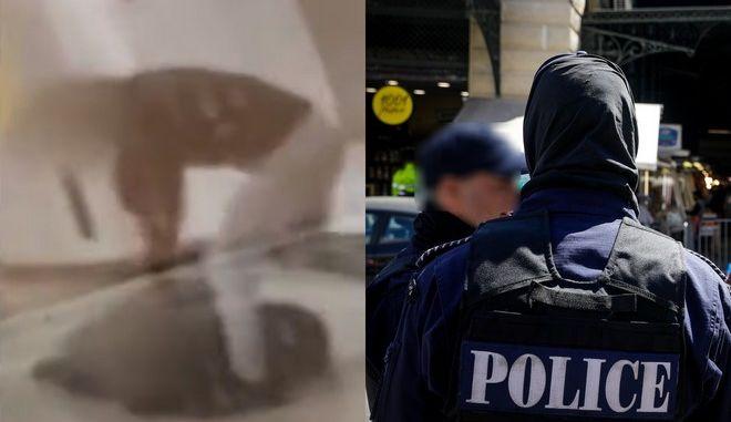 Μετρό: Βαρύ κατηγορητήριο για τους ανήλικους δράστες του ξυλοδαρμού και τον αστυνομικό