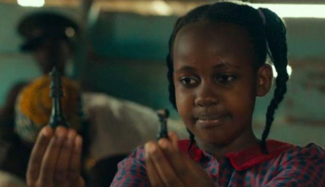 H Nikita Pearl Waligwa στην ταινία Queen of Katwe