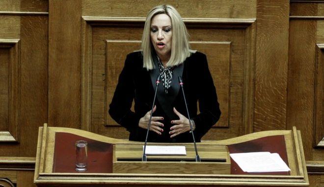 """Πέμπτη (5η) ημέρα της συζήτησης στην Ολομέλεια της Βουλής, του σχεδίου νόμου του Υπουργείου Οικονομικών """"Κύρωση του Κρατικού Προϋπολογισμού οικονομικού έτους 2020"""", την Τετάρτη 18 Δεκεμβρίου 2019."""