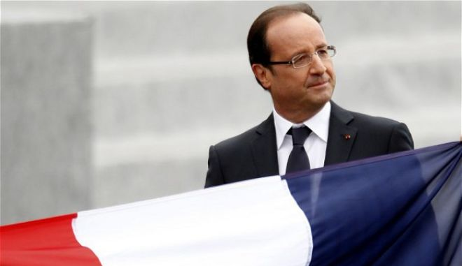 Ολάντ: Στους 1.600 οι Γάλλοι στρατιώτες στην Κεντροαφρικανική Δημοκρατία