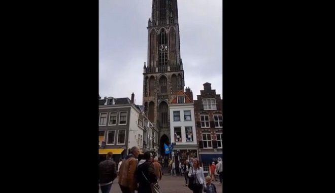 Το καμπαναριό της ολλανδικής εκκλησίας που τίμησε τον Dj Avicii