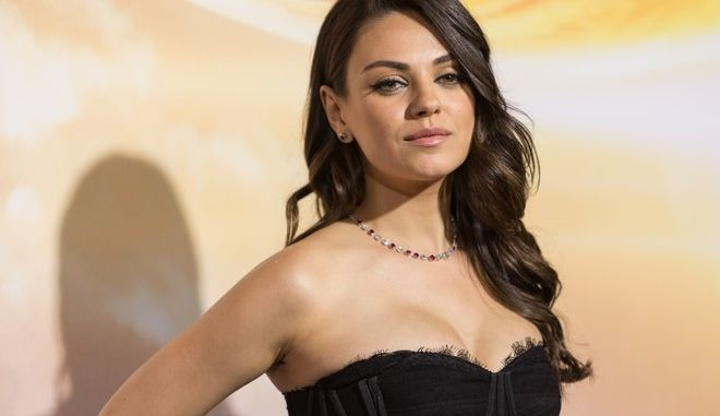 FILE - In this Feb. 2, 2015 file photo, actress Mila Kunis attends the premiere of Warner Bros. Pictures' 'Jupiter Ascending' at TCL Chinese Theatre in Hollywood, Calif. Los Angeles County authorities say they have recaptured a man who escaped from a mental health facility where he was sentenced for stalking Kunis. The county Probation Department and sheriffs spokeswoman Nicole Nishida say Stuart Lynn Dunn was taken into custody Wednesday morning, June 3, 2015, by the sheriffs major crimes division. (Photo by Paul A. Hebert/Invision/AP, File)