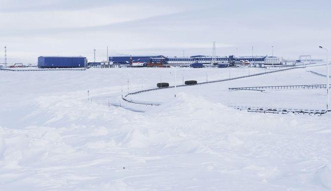 Πετρελαϊκή δραστηριότητα στην Αρκτική