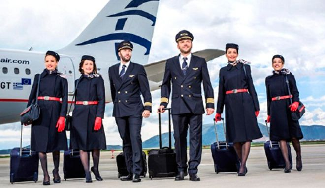 Πόσα 'καθαρίζουν' οι πιλότοι της Aegean