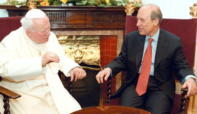 """Ντοκουμέντο: Όταν ο Πάπας της Ρώμης απήγγειλε το """"Πιστεύω"""" στα ελληνικά"""