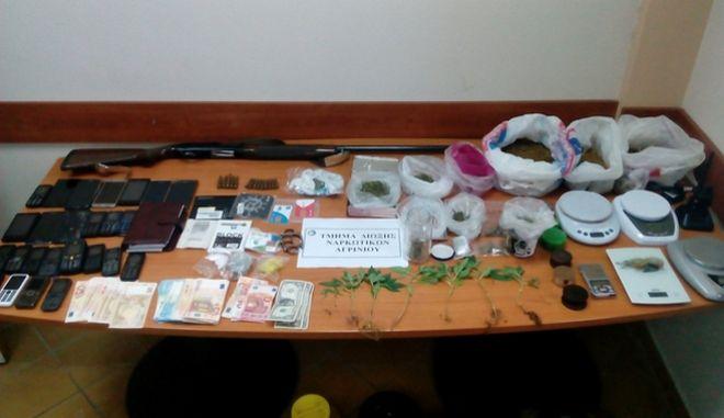 Εγκληματική οργάνωση διακινούσε μεγάλες ποσότητες ναρκωτικών σε Δυτική Ελλάδα και Ήπειρο
