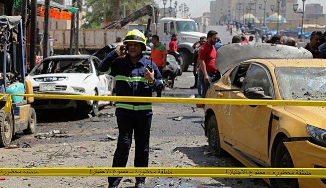 Βαγδάτη: 30 νεκροί και 100 τραυματίες σε δύο βομβιστικές επιθέσεις