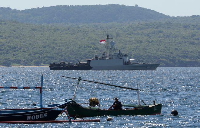 Το υποβρύχιο του Ινδονησιακού Ναυτικού KRI Nanggala