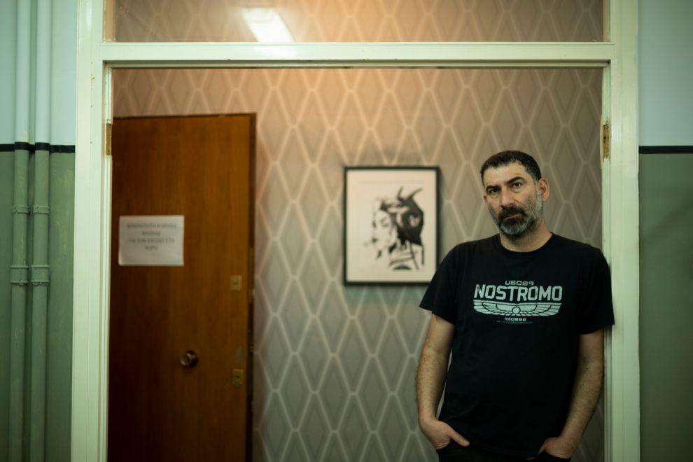 """Γιάννης Οικονομίδης: """"Το μόνο που ζητώ είναι να μην είμαστε τόσο σκατόψυχοι"""""""