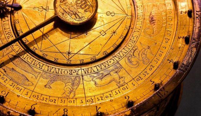 Μηχανή του Χρόνου: Αστρολογία στο Βυζάντιο. Ζώδια, κόκορας τιμωρός και κατάρες
