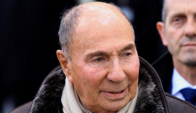 Ο ιδιοκτήτης του Ομίλου Dassault Σερζ Ντασό