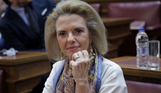 Η ευρωβουλευτής της ΝΔ Ελίζα Βόζεμπεργκ