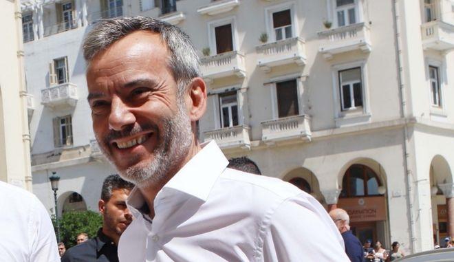 Ο Δήμαρχος Θεσσαλονίκης, Κωνσταντίνος Ζέρβας.