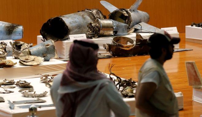 Η Σαουδική Αραβία κατηγορεί το Ιράν για τις επιθέσεις στις πετρελαϊκές εγκαταστάσεις