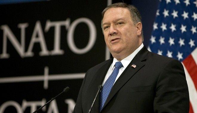 """Οι ΗΠΑ """"ανησυχούν σοβαρά"""" για την αγορά των S-400 από την Άγκυρα, διαμήνυσε ο νέος ΥΠΕΞ Μάικ Πομπέο"""