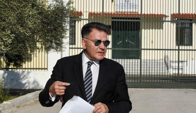 Ο δικηγόρος Αλέξης Κούγιας