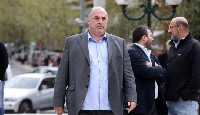 Ο Μπέος κι ο πρόεδρος της Ένωσης Συντακτών Θεσσαλίας πιάστηκαν στα χέρια