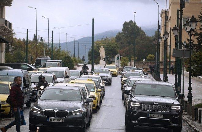 Κακοκαιρία Μπάλος στην Αθήνα