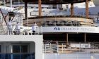 Το κρουαζιερόπλοιο Diamond Princess στο λιμάνι της Γιοκοχάμα