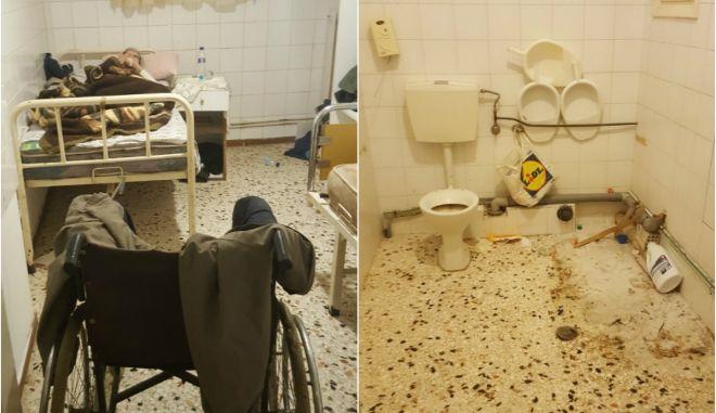 Σφραγίστηκε παράνομο γηροκομείο-κολαστήριο στην Αγία Παρασκευή