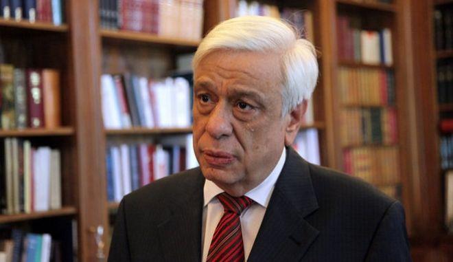 Παυλόπουλος: Η Ευρώπη να αποδεσμευτεί από το ΔΝΤ και να φτιάξει δικό της ταμείο