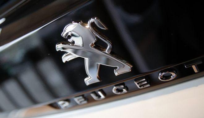 Το σήμα της Peugeot