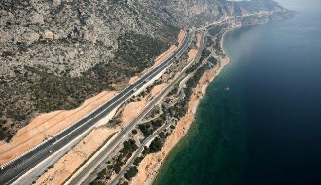 Στην κυκλοφορία μεγάλα τμήματα του νέου αυτοκινητόδρομου Κορίνθου - Πατρών