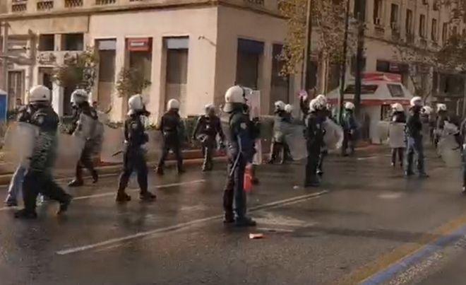 Αστυνομική καταστολή: Πληθαίνουν τα περιστατικά βίας κατά πολιτών