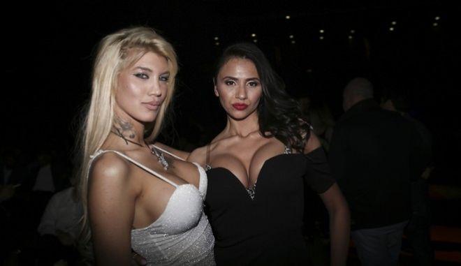 Απονομή International Erotic Awards 2018 στην Αθήνα