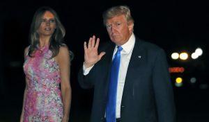 Απών το ζεύγος Τραμπ από εκδήλωση για να μην προκαλέσει 'πολιτικό περισπασμό'