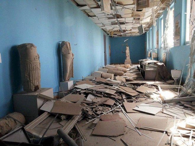 Παλμύρα: Εικόνες σοκ. Οι τζιχαντιστές διέλυσαν τα πάντα
