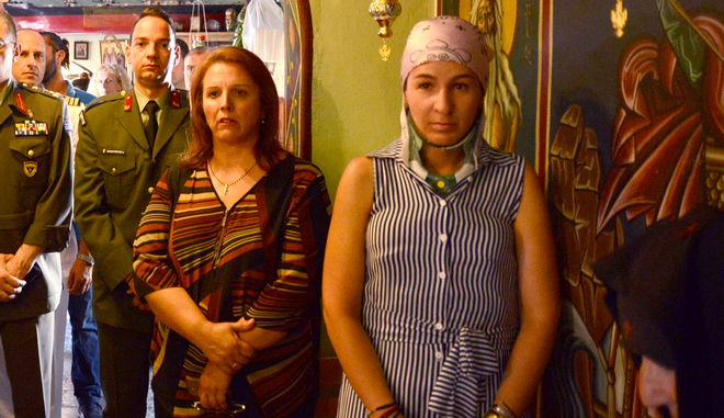Βασιλική Πλεξίδα: 'Η Παναγία με έβγαλε από το ελικόπτερο'