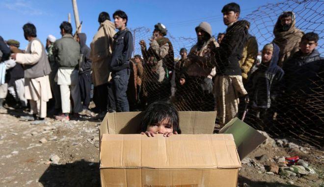 Η 'σφαγή' του Αφγανιστάν