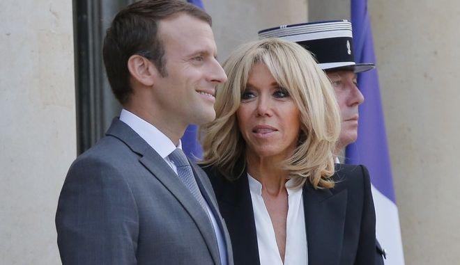 Οι Γάλλοι δεν θέλουν την Μπριζίτ Μακρόν για Πρώτη Κυρία