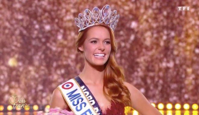 Μις Γαλλία 2018 η 23χρονη φοιτήτρια Νομικής Μαεβά Κουκ